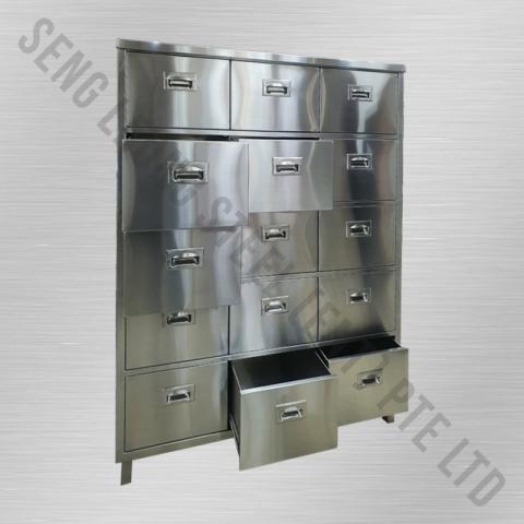 Storage Cabinet 8
